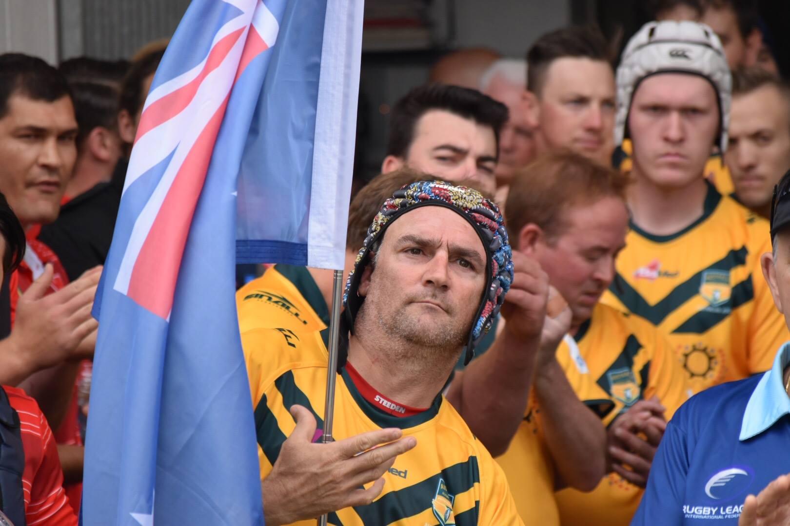 PDRLA Emerging Nations game Australia vs New Zealand October 2018