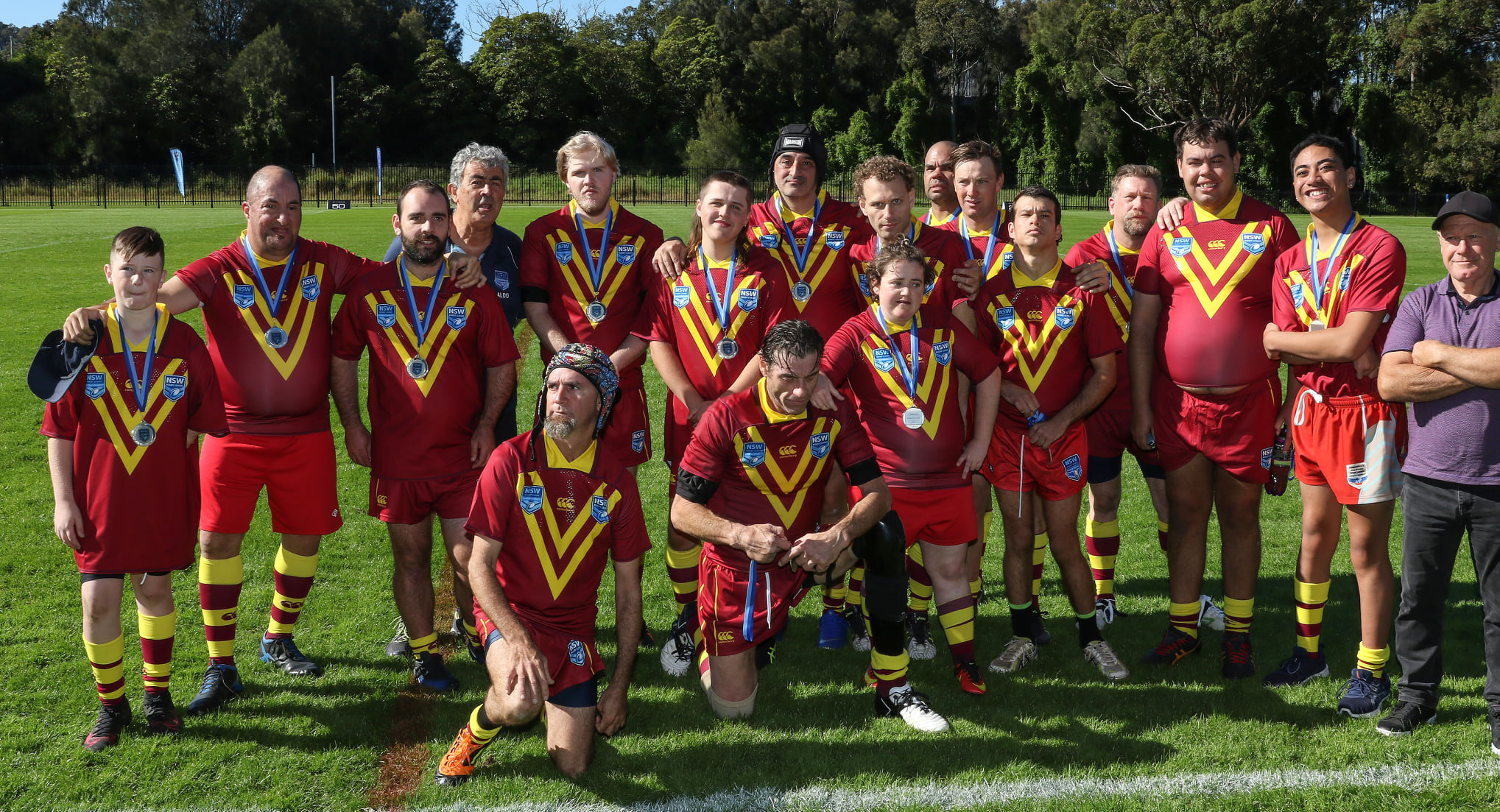 NSWPDRLA Country Team Country vs City 16052021 - played at Collegians Figtree