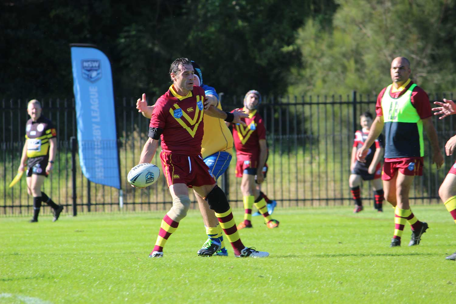 Country ball - NSWPDRLA Country vs City 16052021 - Collegians Figtree