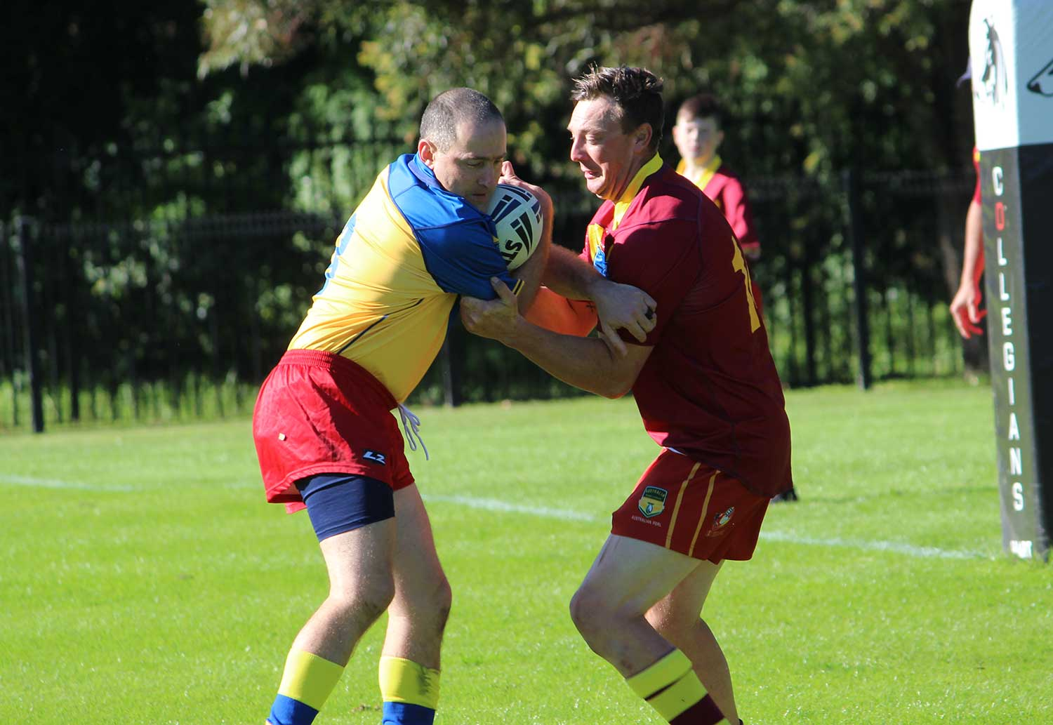 Competing - NSWPDRLA Country vs City 16052021 - Collegians Figtree
